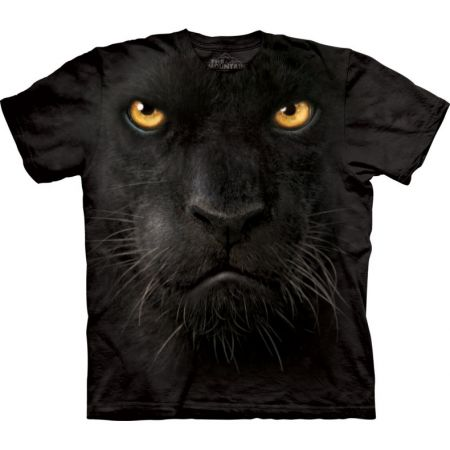 The Mountain T-Shirt Schwarzer Panther