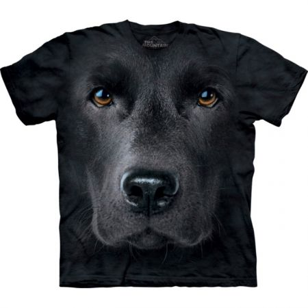 "The Mountain T-Shirt ""On my own Dog"""