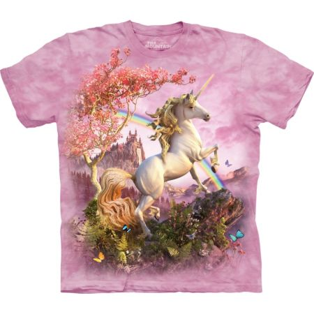 "The Mountain T-Shirt The Mountain KINDER T-Shirt  ""Awesome Unicorn"""
