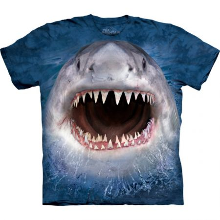 The Mountain T-Shirt Nasty Shark