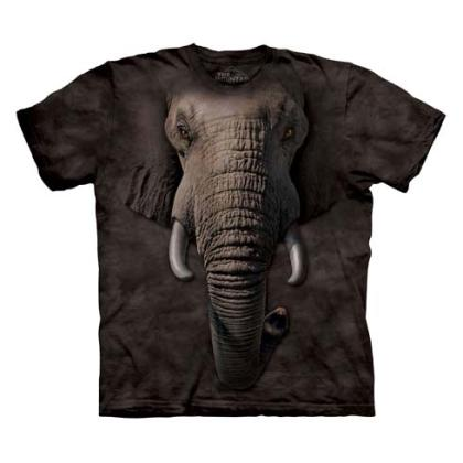The Mountain T-Shirt Elefant