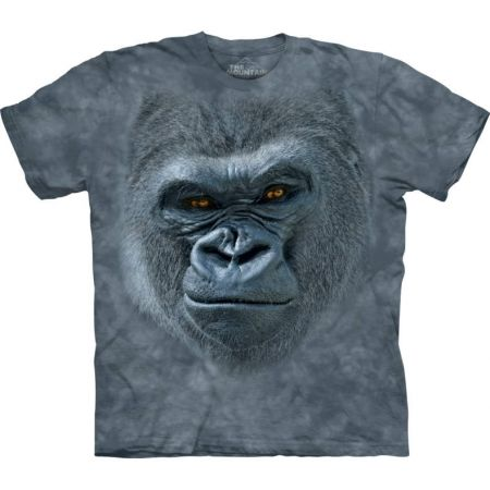 The Mountain T-Shirt Smiling Gorilla