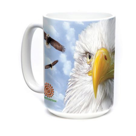 Kaffebecher / Teetasse  Adler - Eagle