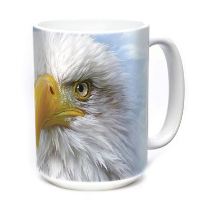 "Kaffebecher / Teetasse  ""Eagle Mountain"""