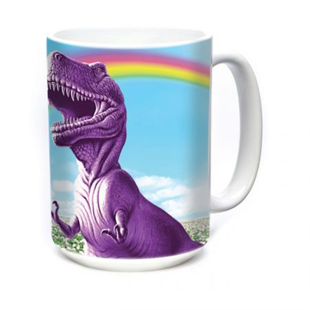 Kaffebecher / Teetasse Dino
