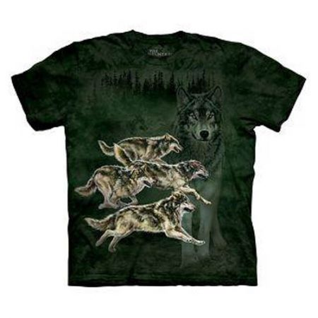 The Mountain T-Shirt Wolfsrudel