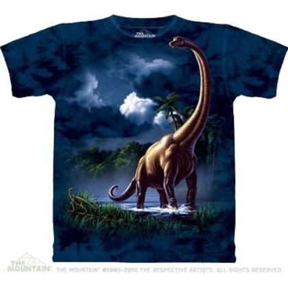 "The Mountain T-Shirt Dinosaurier ""Brachiosaurus"""