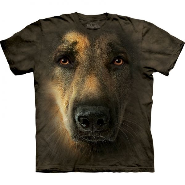"The Mountain T-Shirt ""Schäferhund - German Shepherd"""