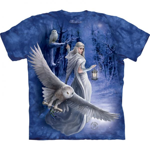 The Mountain T-Shirt MIDNIGHT OWL