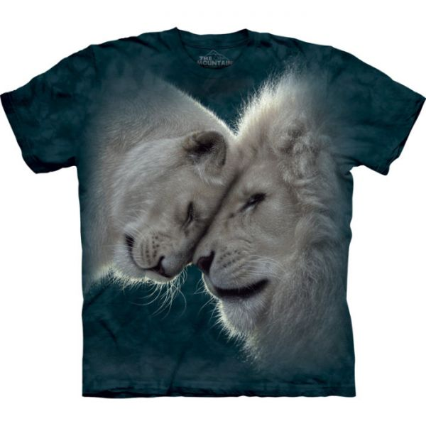The Mountain T-Shirt Lion / Löwe