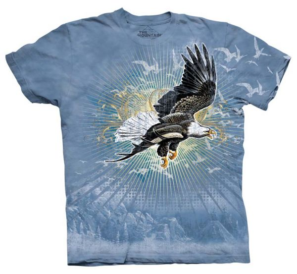 "The Mountain T-Shirt ""Adler"""