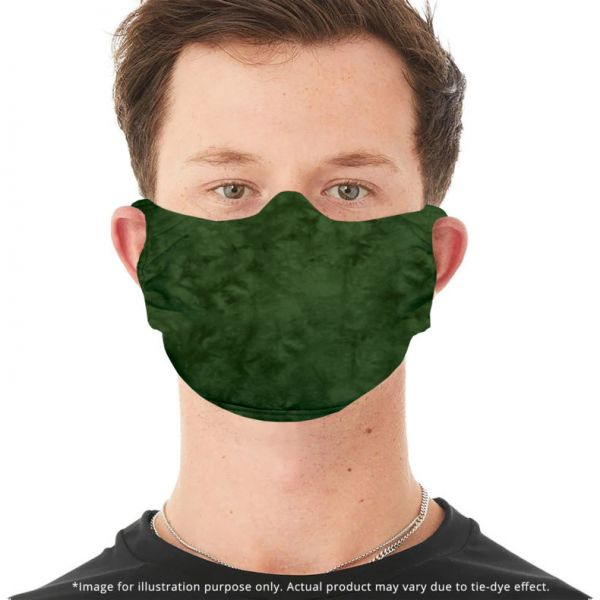 Maske The Mountain Green Tie-Dyed