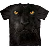 "The Mountain T-Shirt Erwachsene ""Black Panther face"" (S bis 3XL)"