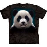 """Panda Head"" The Mountain T-Shirt für Erwachsene (unisex)"