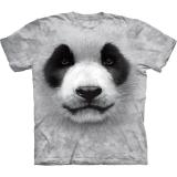 The Mountain T-Shirt Panda