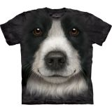 """Border Collie"" The Mountain T-Shirt Erwachsene"