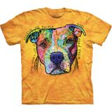 """Dogs have a way"" The Mountain T-Shirt Erwachsene Gr. 3XL - Abverkauf"