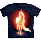 """Last Unicorn"" The Mountain T-Shirt Erwachsene  (S bis 3XL) Einhorn"