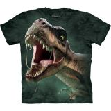 """T-Rex Roar"" Dinosaurier - The Mountain T-Shirt KINDER"