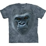 "ABVERKAUF - The Mountain T-Shirt KINDER  Gr. S  ""Smiling Gorilla"""