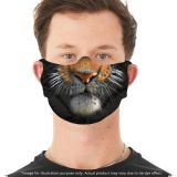 """Tiger"" The Mountain Maske - Community Maske Erwachsene"