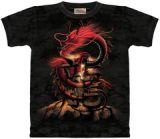 "The Mountain T-Shirt Erwachsene Gr. 2XL  ""Dragon of the Orient"" - Abverkauf"