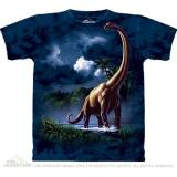The Mountain T-Shirt Dinosaurier