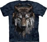 The Mountain T-Shirt Wolf