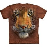 "The Mountain T-Shirt KINDER  Gr. M ""Tiger face"" - Abverkauf"