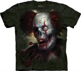 "Abverkauf The Mountain T-Shirt Erwachsene Gr. Large ""Clown - Halloween"""