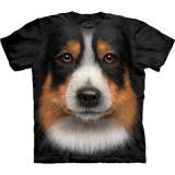 "The Mountain T-Shirt KINDER  Gr. L ""Australian Shepherd Dog"" - Abverkauf"