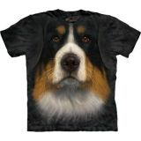 "The Mountain T-Shirt KINDER  Gr. L ""Berner Sennenhund""- Abverkauf"
