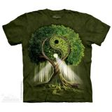 """Yin Yang Tree"" The Mountain T-Shirt Erwachsene  (S bis 3XL)"